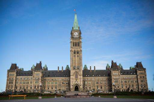 The Canadian government's websites including those of Parliament, Industry Canada and Public Works were hit by a cyberattack