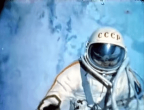 The first space walk happened 50 years ago, and nearly ended in disaster