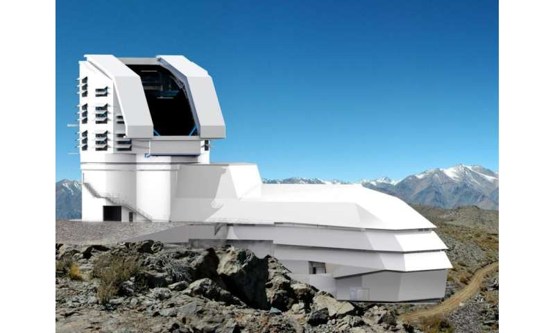 The Large Synoptic Survey Telescope: Unlocking the secrets of dark matter and dark energy
