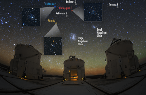 The Milky Way's new companion galaxies
