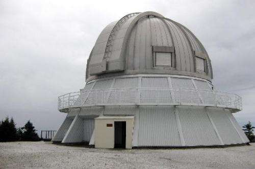 The Mont-Megantic Observatory in Quebec has been used to discover several planetary bodies in distant skies