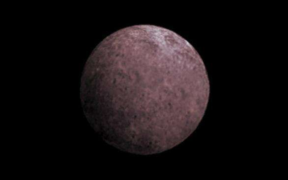 The (possible) dwarf planet 2007 OR10