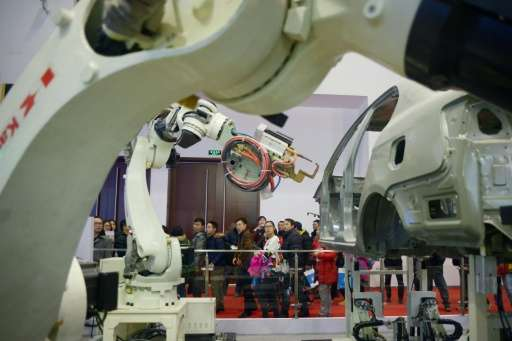 The world's second-largest economy is already the leading market for industrial robots, accounting for a quarter of global sales