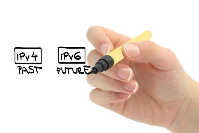 Thriving market for dwindling IP addresses is a good commercial reason to finally adopt IPv6