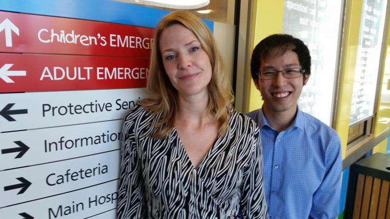 Tracking the trends in youth self-harm visitation rates to Alberta's emergency rooms