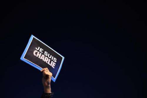 Twitter users have posted the #JeSuisCharlie hashtag, a sign of solidarity with the victims of the Charlie Hebdo attack in Paris