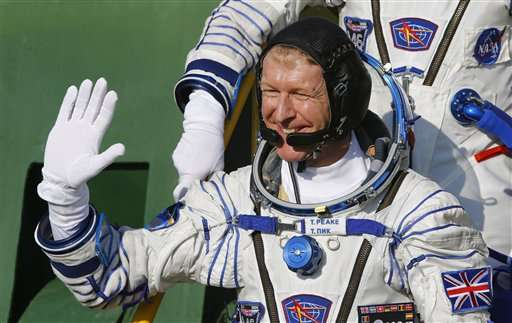 UK astronaut Tim Peake puts space back on agenda in Britain