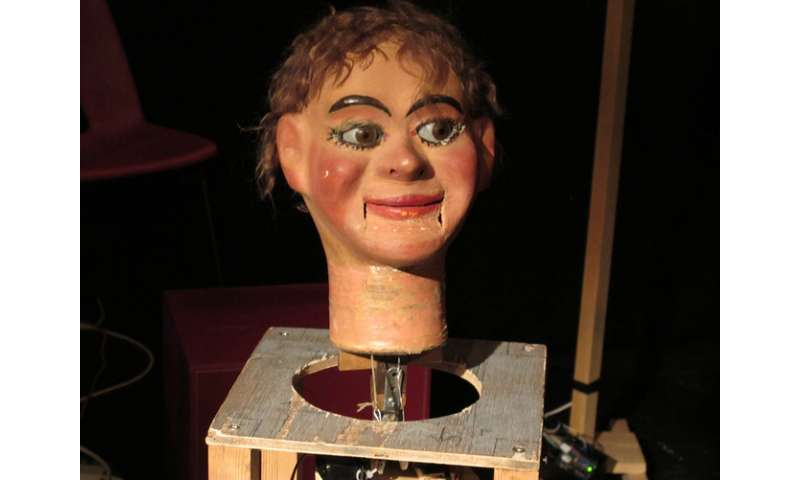 Uncanny valley—why we find human-like robots and dolls so creepy