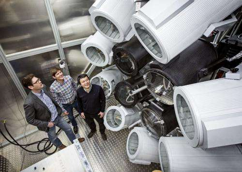 Unique solar lab shines year-round light in Stockholm