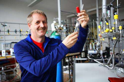 Unlikely hydrogen bond discovered