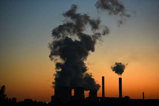 UN scientists have set a goal of preventing a glocal temperature rise of more than 2 degrees Celsius (3.6 degrees Fahrenheit) ov