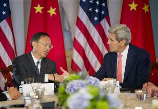 US, China to cooperate on ocean preservation