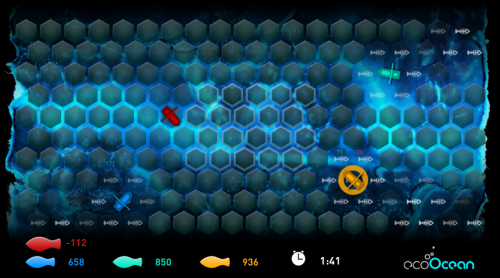 Using gameplay to challenge our understanding of sustainable fishing