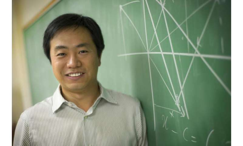 UTA engineer developing more precise lung cancer imaging, radiation results