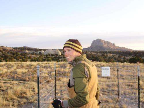 Utah State University ecologists used exclosures to study foraging behavior