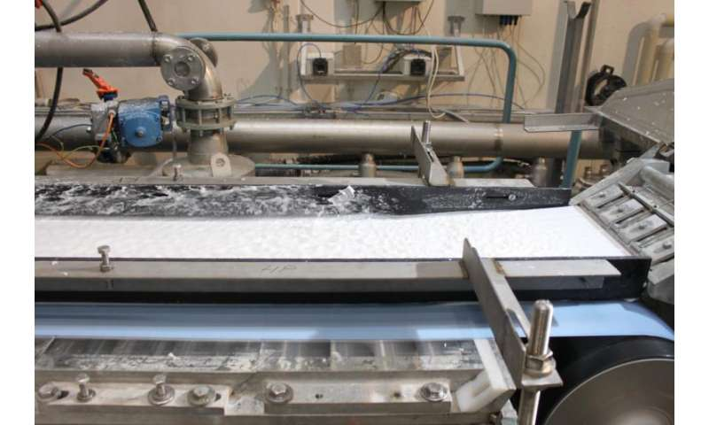 VTT accelerates commercialization of foam forming technology