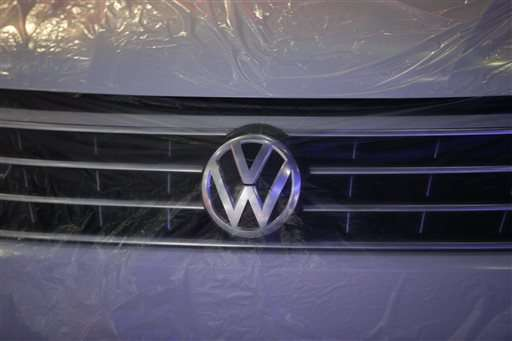 VW weighs finances as it prepares to present US engines fix