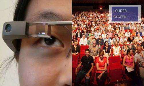 Wearable technology can help with public speaking