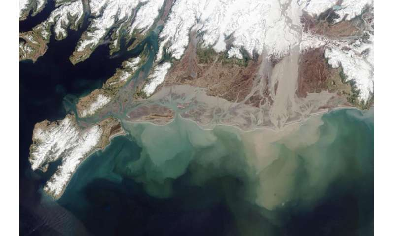 Weathering and river discharge surprisingly constant during Ice Age cycles