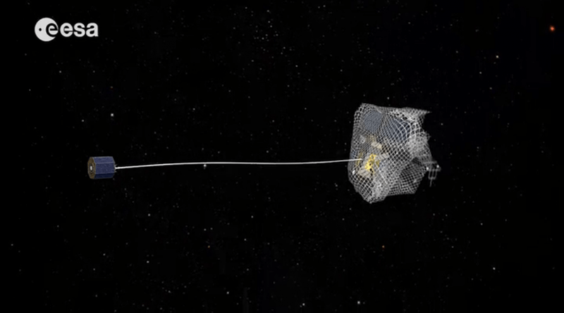 What can we do with unwanted satellites?