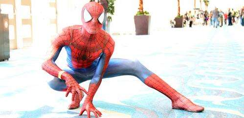 What does Spiderman eat for breakfast?