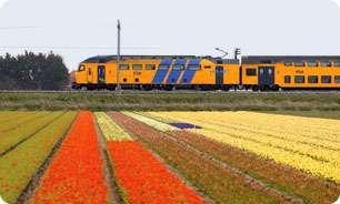 Wind-powered train travel is on Dutch rail schedule