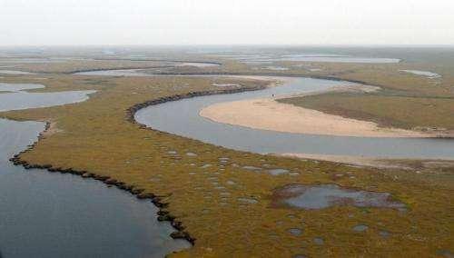 Winters in Siberian permafrost regions have warmed since millenia