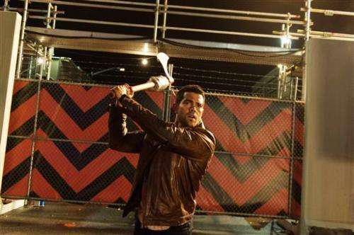 With 'Dead Rising,' a new approach for a game adaptation