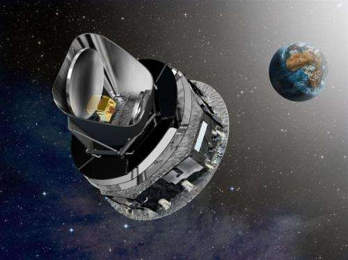 With new data, Planck satellite brings early universe into focus