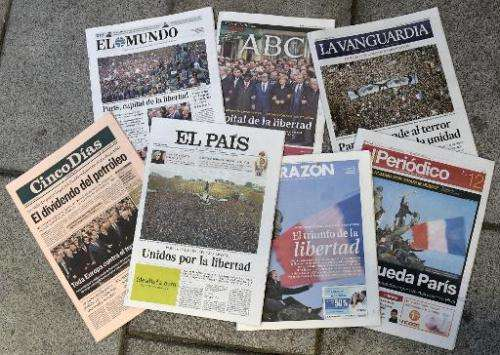 With plunging sales and advertising, Spain's press is in crisis, but one outlet is thriving: news website El Confidencial