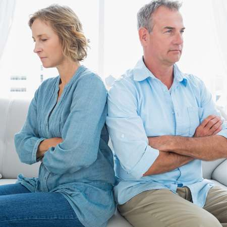 Wives take problems to heart, husbands get frustrated