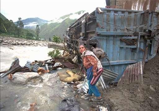 Worldwide strengthening El Nino giveth and taketh away