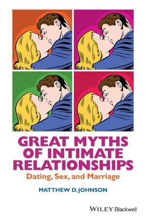 25 myths of dating, sex and marriage debunked in new book