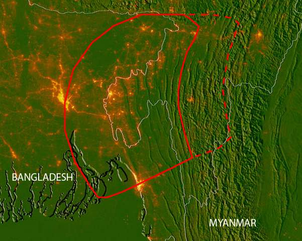 A giant quake may lurk under Bangladesh and beyond