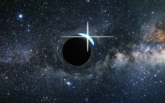 Astronomers confirm remarkable size of the largest known depleted galaxy core