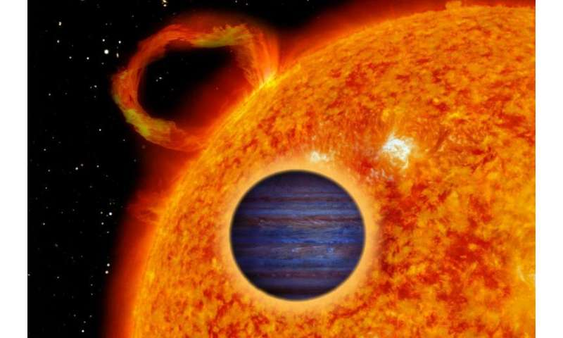Astronomers discover two new 'hot Jupiter' exoplanets