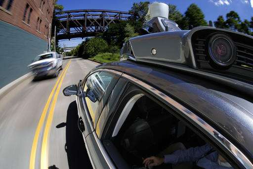 Automated cars could threaten jobs of professional drivers