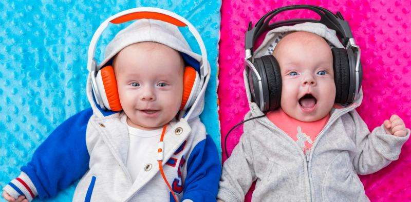 Bilingual babies are better at detecting musical sounds, research shows