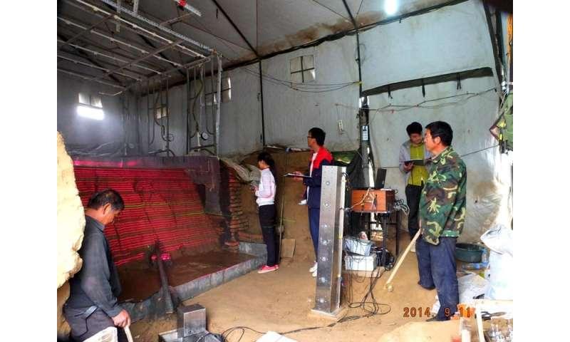 Bringing the landslide laboratory to remote regions