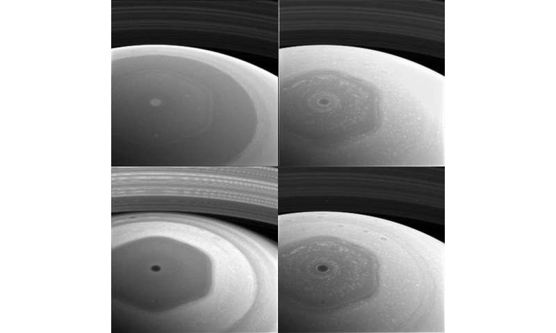 Cassini transmits first images from new orbit
