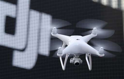 China's DJI wants to sell drones in Japan after laws loosen