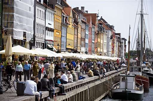 Danes, once again, take top spot in world happiness report