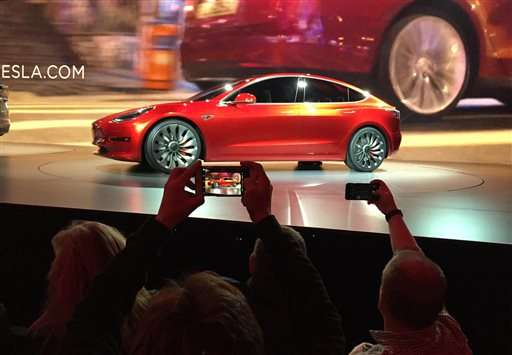Demand for the new Tesla is wild, but limited to tech fans