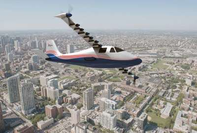 Electric airplanes (batteries included)