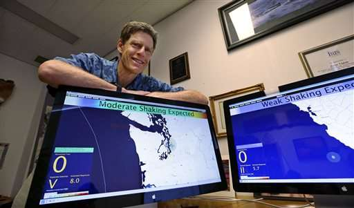 Emergency planners plan for deadly 'Big One' earthquake