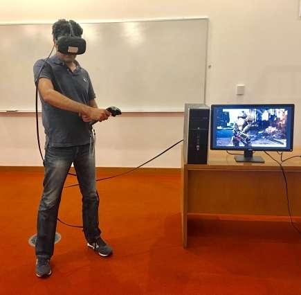 Enabling wireless virtual reality
