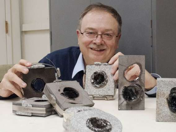 Engineer explores a new path through the Earth's crust