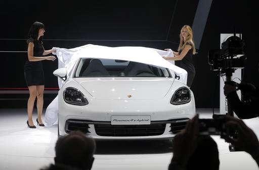 Five cars that stood out at the Paris auto show