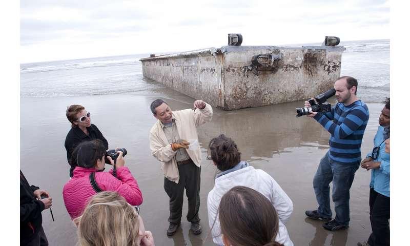 Five years after tsunami, scientists cross fingers on invasive species establishment