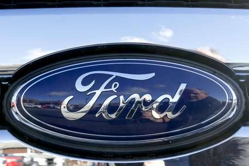 Ford to invest $75M in autonomous vehicle sensor company